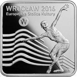 10 zł Wrocław – Europejska Stolica Kultury