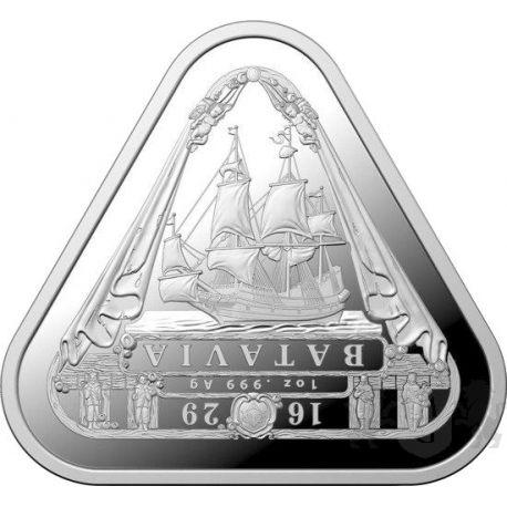 1$ Batavia - Drogocenne Wraki