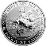 1$ Zemsta Królowej Anny - Czarna Flaga