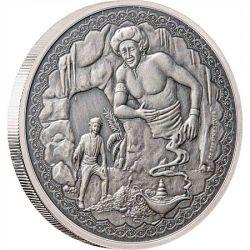 2$ Aladdin - Arabian Legendary Tales