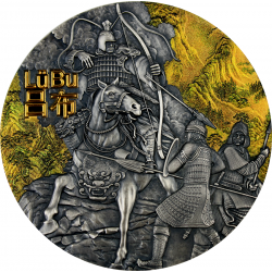 5$ Lu Bu - Wojownicy Starożytnych Chin