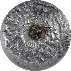 5000 Franków Campo del Cielo - Meteorite Art