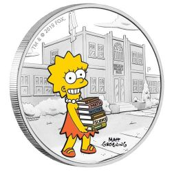 1$ Lisa - Simpsons