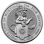 5£ Biały Lew Mortimerów - Bestie Królowej