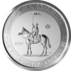 10$ The 100th Anniversary of Royal Canadian Mounted Police
