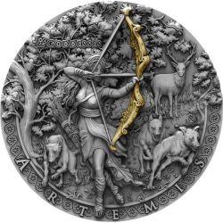 2$ Artemis - Goddesses