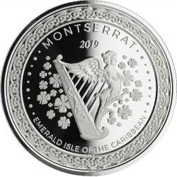 2$ Emerald Isle of the Caribbean, Montserrat - EC8
