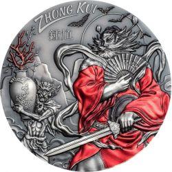 20$ Zhong Kui - Asian Mythology