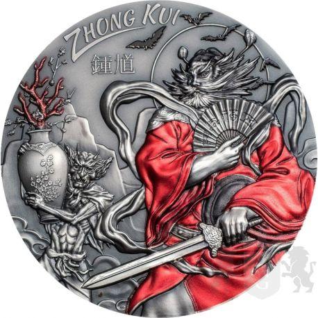 20$ Zhong Kui - Mitologia Azjatycka