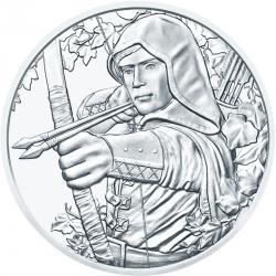 1,5 Euro Robin Hood, 825 Rocznica Mennicy Austriackiej