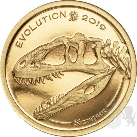 1000 Togrog Sinraptor - Ewolucja Życia