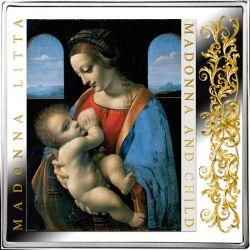 1$ Madonna Litta - Arcydzieła Renesansu