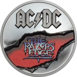 10$ The Razor's Edge - AC/DC