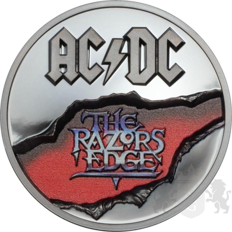10$ The Razor's Edge - AC/DC