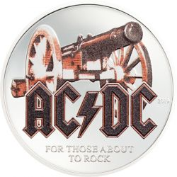 2$ For Those About to Rock - AC/DC