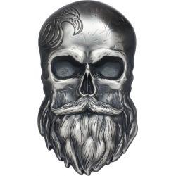 5$ Biker Skull - Skulls
