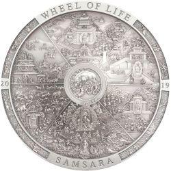 20$ Samsara, Koło Życia