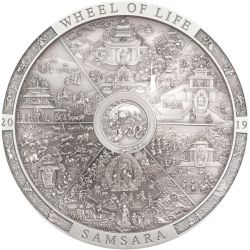 20$ Samsara, Wheel of Life