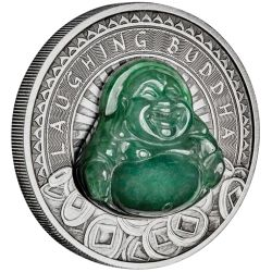 1$ Śmiejący się Budda