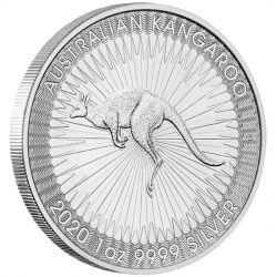 1$ Australijski Kangur 2020