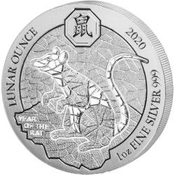 50 Francs Year of the Rat