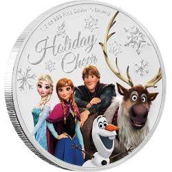 1$ Życzenia Świąteczne, Kraina Lodu