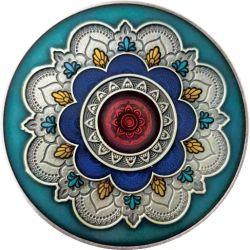 2000 Franków Mandala, Koło Życia