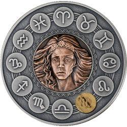 1$ Panna - Znaki Zodiaku
