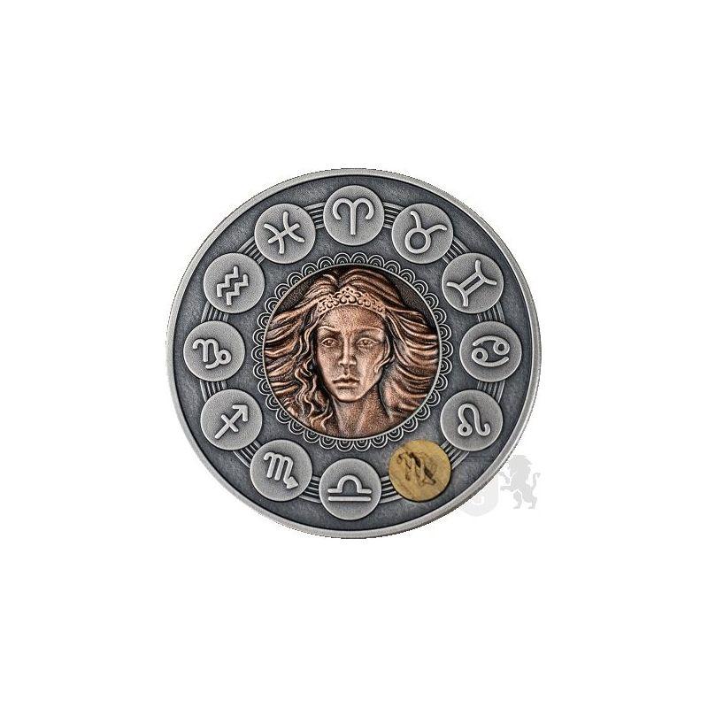 1$ Virgo - Zodiac Signs