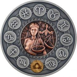 1$ Libra - Zodiac Signs