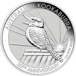 1$ Kookaburra