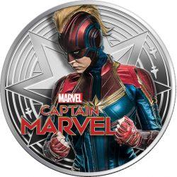 1$ Kapitan Marvel - Marvel