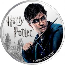 1$ Harry Potter