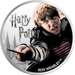 1$ Ron Weasley - Harry Potter