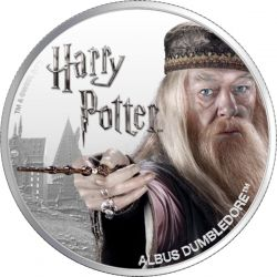 1$ Albus Dumbledore - Harry Potter