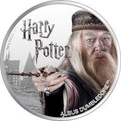 1$ Albus Dumbledore - Harry Potter