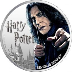 1$ Severus Snape - Harry Potter