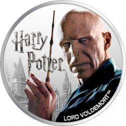 1$ Lord Voldemort - Harry Potter