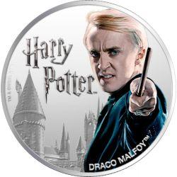 1$ Draco Malfoy - Harry Potter