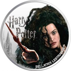 1$ Bellatrix Lestrange - Harry Potter