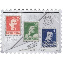 1$ Historia Polskiego Znaczka Pocztowego