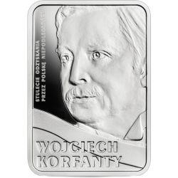 10 zł Wojciech Korfanty - Stulecie Odzyskania przez Polskę Niepodległości