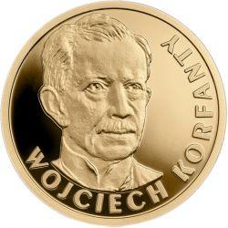 100 zł Wojciech Korfanty - 100-lecie Odzyskania przez Polskę Niepodległości
