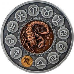 1$ Scorpio - Zodiac Signs