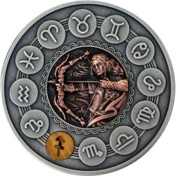 1$ Sagittarius - Zodiac Signs