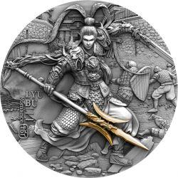 5$ Lyu Bu - Ancient Chinese Warriors