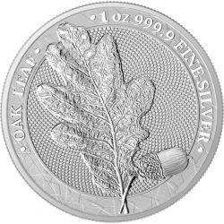 5 Mark Oak Leaf
