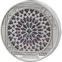 35$ Katedra Notre Dame - Wielkie Okna Niebios