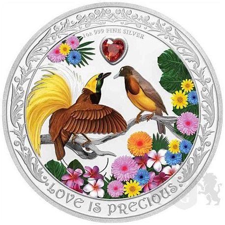 2$ Rajskie Ptaki, Miłość jest Cenna