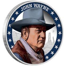 1$ John Wayne